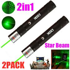 New listing 500Miles Green Laser Pointer Pen 1mw 532nm Teaching Star Beam Aa Lazer Pen