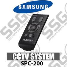 Samsung SPC-200 Mini Handheld PTZ Controller CCTV Remote Control Position