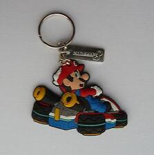 Mario Kart 8 Keychain Key Ring