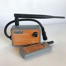Champion Traps & Targets Wheely Bird Workhorse Wireless Remote 40923
