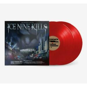 PRE-ORDER 21/10/21 Ice Nine Kills: Welcome To Horrorwood - Lady In Red Vinyl