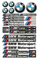 BMW Motorsport M Power 53 Aufkleber Stickers Set Performance 3 5 7 series M5 105