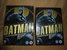 Batman Animated Movie Collection [5 Disc DVD] [2013] (Region 2 PAL)
