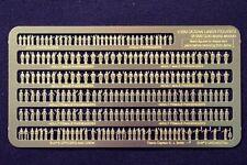 Gold Medal Models 1/350 OCEAN LINER FIGURES )Set of 218 passengers, crew, orc...