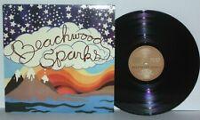 BEACHWOOD SPARKS S/T LP Bomp! Orig 2000 Black Vinyl BLP4077 Plays Well VG Plus