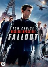 DVD - MISSION IMPOSSIBLE - FALLOUT (2018) TOM CRUISE (NEW / NOUVEAU / SEALED)