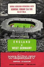 Länderspiel 23.02.1966 England - Deutschland