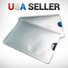 RFID Credit Debit ID Card Sleeve Protector Blocking Safety Shield Anti Theft