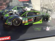 Carrera 27546 Audi R8 LMS Yaco Racing #50 1/32 Scale Slot Car In Stock