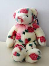 """Colorful & Cute Mary Meyer Dream Weavers Plush Teddy Bear Doll 18"""" w tag"""