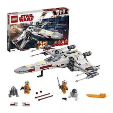 * RARE & RETIRED * Lego Star Wars X-Wing Starfighter Complete Set 75218