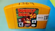 Donkey Kong 64 - Nintendo 64 Rare Game N64 Tested Works Great - no expansion