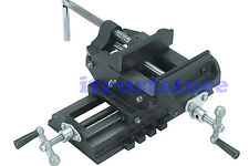 "6"" IN DRILL PRESS CROSS SLIDE VISE PRECISION MACHINE VICE SQUARE X/Y XY MOVEMENT"