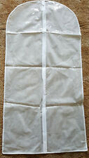 "New Whitmore Ladies Long Dress Closet Storage Zippered Hanging Bag 24"" x 48"""