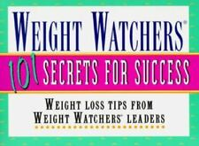 Weight Watchers 101 Secrets for Success: Weight Loss Tips From Weight-ExLibrary