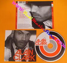 CD ALAIN CLARK Live It Out 2009 Europe WARNER BROS 5186532592 no lp mc dvd (CS9)