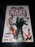 Vertigo Comics The Wake Graphic Novel Hardcover Preowned Used Remainder Mark