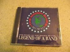 THE MOODY BLUES Legend of a Band MCMXC (CD 1990)  0208314237256 P2-40659 Rock