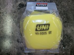 Can Am 250 ASE 1985 Air Filter UNI NU-8005 ST