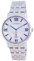 Citizen Quartz Silver Dial BE9170-72A Men's Watch