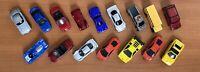 Maisto Lot Of 16 Assorted Cars Ford Chevy Audi Ferrari Porsche Lamborghini 1:64