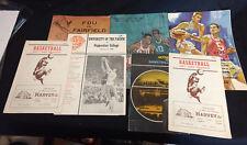 Basketball Lot Official Programs, Schedules, & Guides Pepperdine Fairfield FDU