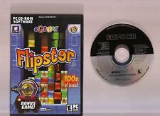FLIPSTER. EXCELLENT ARCADE PUZZLE GAME WITH FREE GAME CRYSTAL WIZARD FOR THE PC!