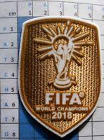 FIFA World champion Patch badge foot pour le maillot de l'équipe de France 18/19