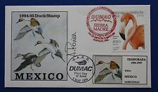 Mexico (MX02) 1994 Mexico Duck Stamp FDC - Signed by Artist
