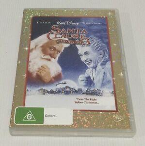 Santa Clause 3 The Escape Clause DVD