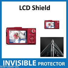 Canon Powershot SX700 Cámara INVISIBLE Protector para pantalla LCD Escudo