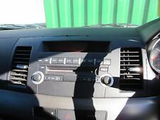 MITSUBISHI LANCER RADIO/ FACTORY CD PLAYER  IN DASH STACKER, CJ, 09/07- 07 08 0