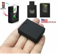 Spy Mini Room Bug Sim Card Listening Device GSM Audio Spy BUG Covert Thin Small