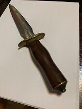 """Randall Model #2-7"""" Knife w/ Repairable Sheath"""