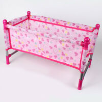 Portable Baby Cradle Swing Seat Furniture Toy for MellChan Baby Dolls Accs