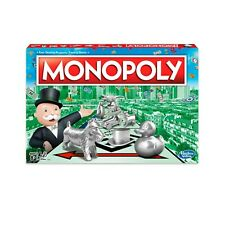 NEW HASBRO MONOPOLY CLASSIC BOARD GAME NEW TOKEN LINEUP C1009 (Damaged Box)