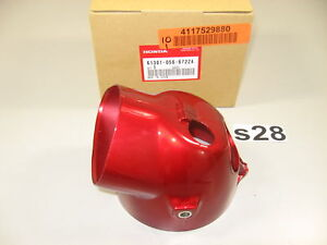 New Genuine Honda Headlight Housing Case CT70 CL70 CL90 S90 65-70 Trail OEM #S28
