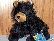 "Webkinz Brand New w/ Sealed Tag Code - ""Black Bear"""