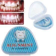 Silicone Straighten Teeth Tray Retainer Crowded Irregular Teeth Corrector Braces