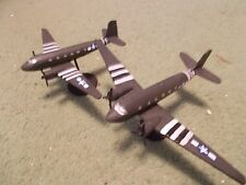 Flames of War 15 mm, 1/144 Scale, American C-47 Transport Aircraft (set of 2)
