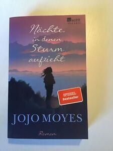 Nächte, in denen Sturm aufzieht von Jojo Moyes (2019) Frauen Buch gebraucht