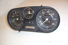 67 68 69 70 71 72 73 Mercedes Benz 140 Mph Speedometer Gauges Clock Cluster Vdo