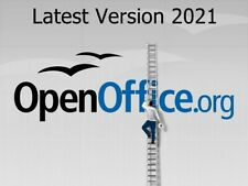 More details for open office 2021 latest version installer on 32gb usb