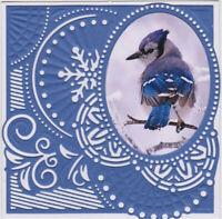 Stanzschablone Rahmen Oval Weihnachts Hochzeit Oster Geburtstag Karte Album DIY