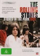 THE ROLLING STONES: STONES IN THE PARK (DVD) R-4, LIKE NEW, FREE POST AUS-WIDE