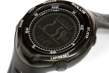 Solus heart rate/Altimeter/Barometer/Compass digital watch