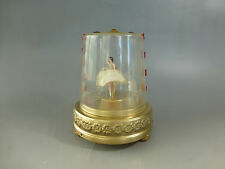 VINTAGE REUGE DANCING BALLERINA MUSIC JEWELRY BOX FULLY SERVICED (WATCH VIDEO)