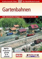 DVD Gartenbahnen MIBA