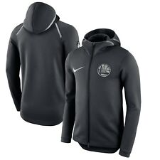 Nike Golden State Warriors  NBA 2017 THERMA Flex Showtime Hoodie Mens -Large