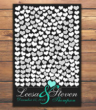 Memoir BRIDAL GIFT POSTER 215 Guests Sign Unique Wedding Guestbook 20x30_19